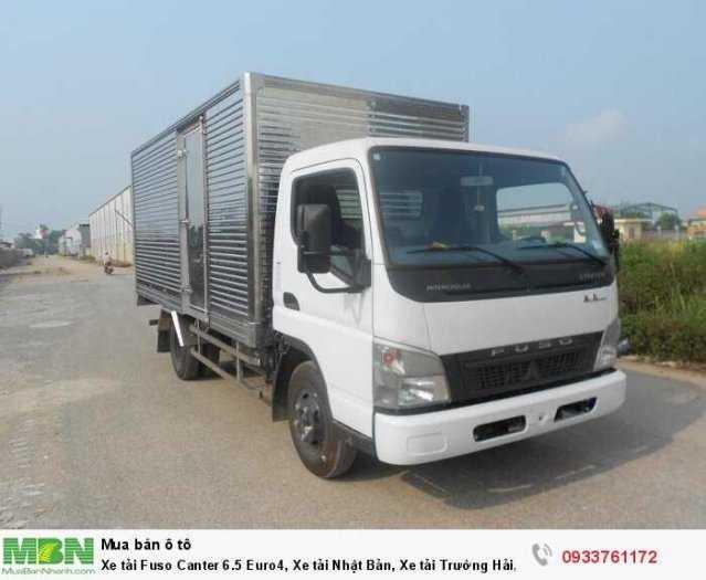 Xe tải Fuso Canter 6.5 Euro4, Xe tải Nhật Bản, Xe tải Trường Hải, Xe tải Tây Ninh, Xe tải Mitsubishi, Hổ trợ bán xe trả góp 3
