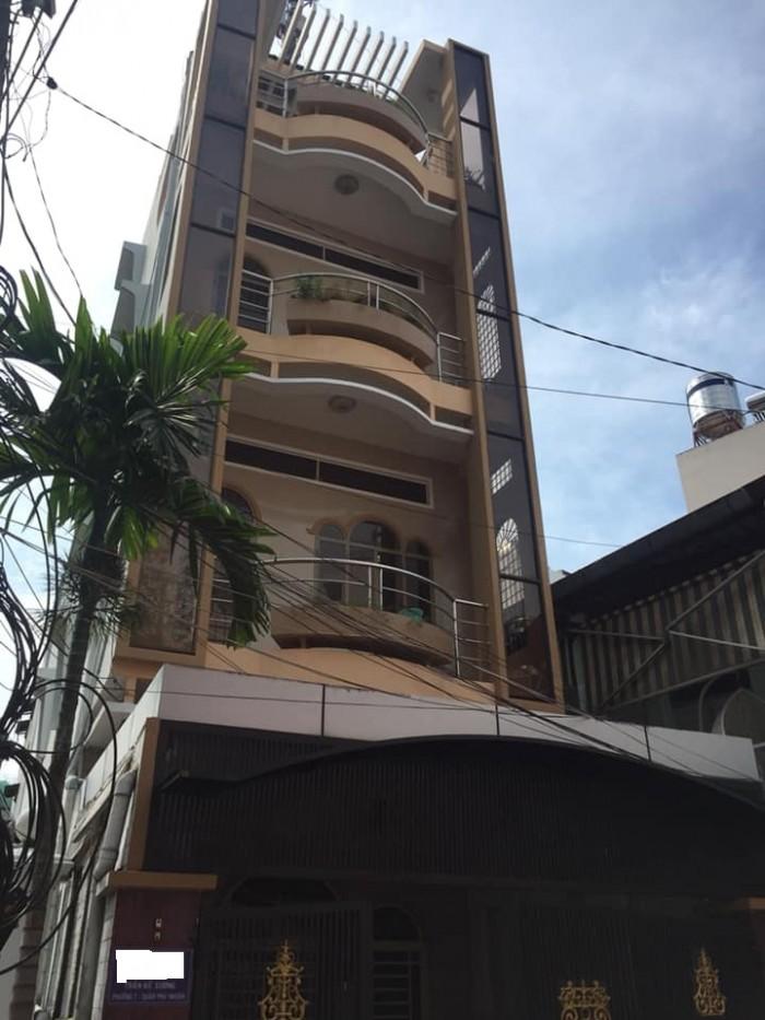Mặt tiền Phú Nhuận, DT 80m x 4Tấm, kinh doanh cho thuê, giá 11.2 tỷ