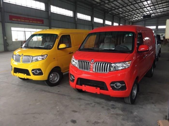 Xe tải Dongben X30 có 2 thiết kế chính là loại 5 chỗ và 2 chỗ ngồi hỗ trợ vay vốn trả góp 3