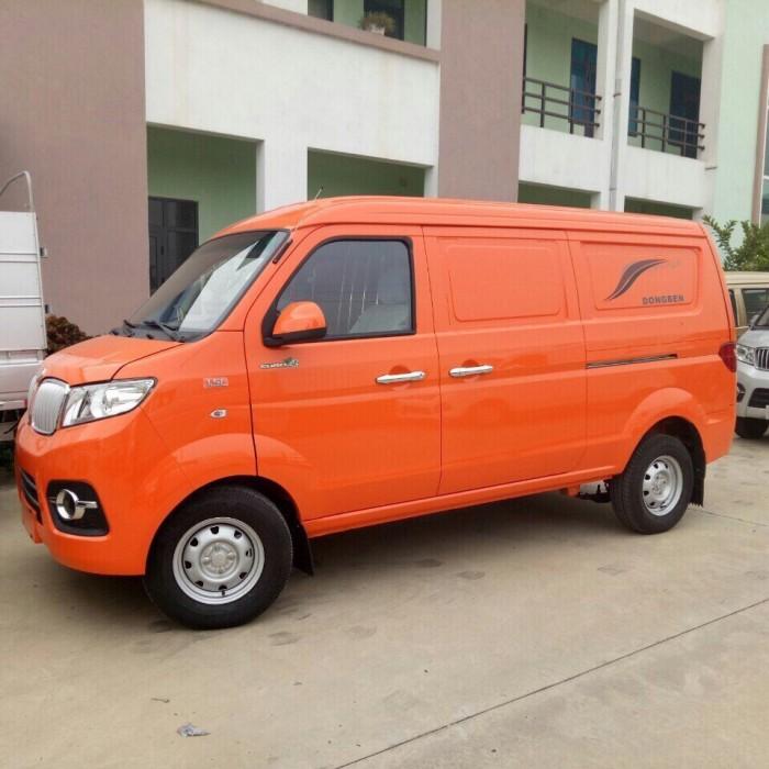 Xe tải Dongben X30 có 2 thiết kế chính là loại 5 chỗ và 2 chỗ ngồi hỗ trợ vay vốn trả góp 1