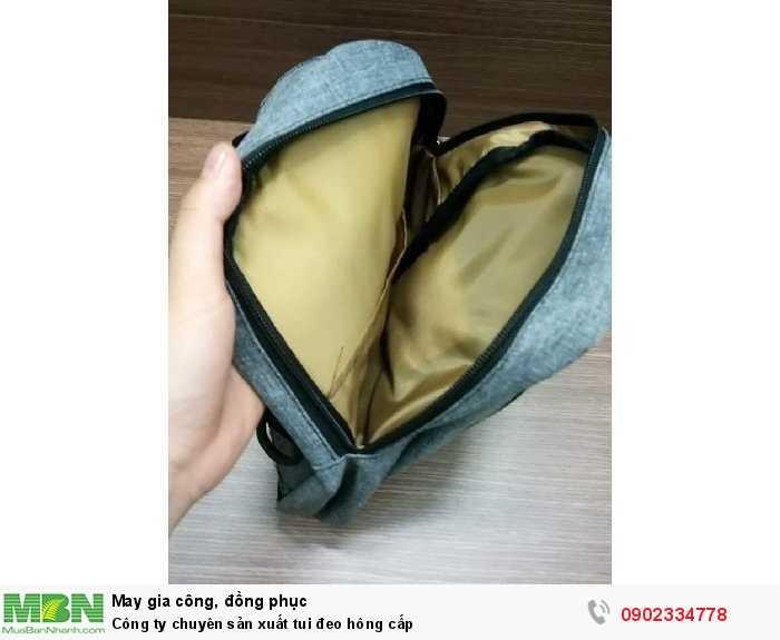 Công ty chuyên sản xuất tui đeo hông cấp