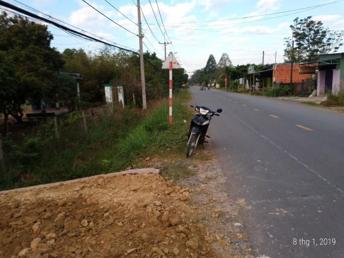 Đất :20m X 84m Đường Nguyễn Thị Nê Ấp Phú Hiệp Xã Phú Hòa Đông ,Củ Chi.
