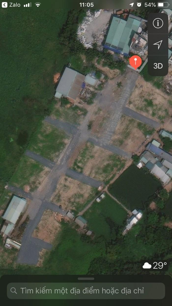 Cuối năm 2019, 5x12 giá chỉ 1ty680, đất quận Bình Tân thổ cư gía hợp lý