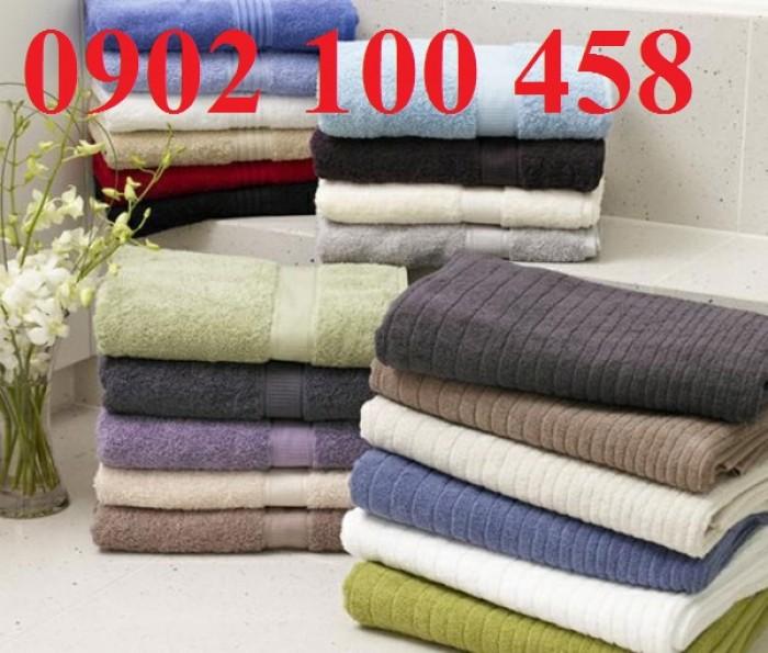 khăn dùng cho Khách sạn, Resort1