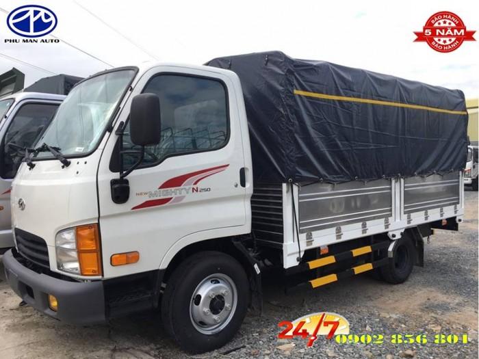 Xe tải Hyundai 2 tấn 4 nhập khẩu/ hỗ trợ trả góp. 6