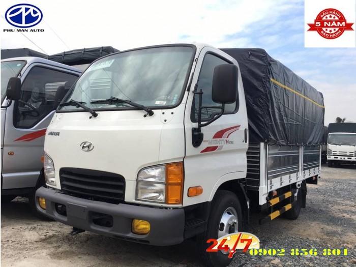 Xe tải Hyundai 2 tấn 4 nhập khẩu/ hỗ trợ trả góp. 7