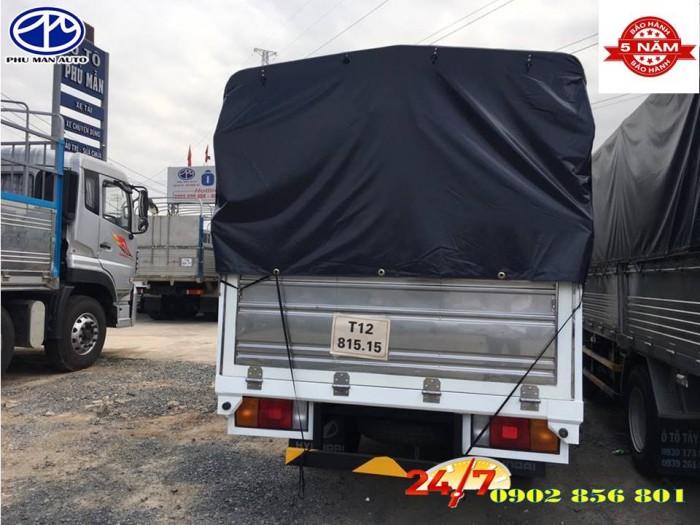Xe tải Hyundai 2 tấn 4 nhập khẩu/ hỗ trợ trả góp. 2