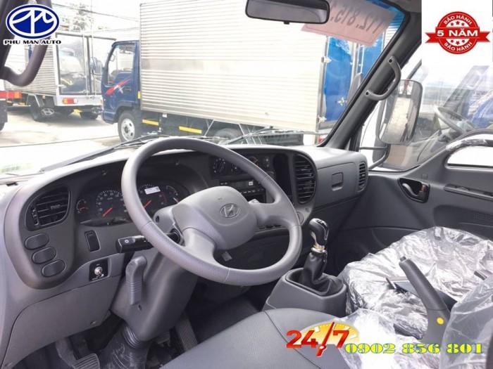 Xe tải Hyundai 2 tấn 4 nhập khẩu/ hỗ trợ trả góp. 4