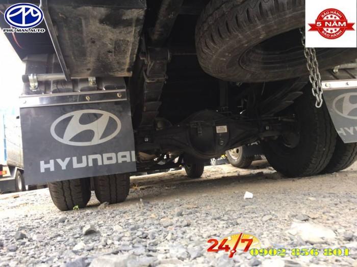 Xe tải Hyundai 2 tấn 4 nhập khẩu/ hỗ trợ trả góp. 0