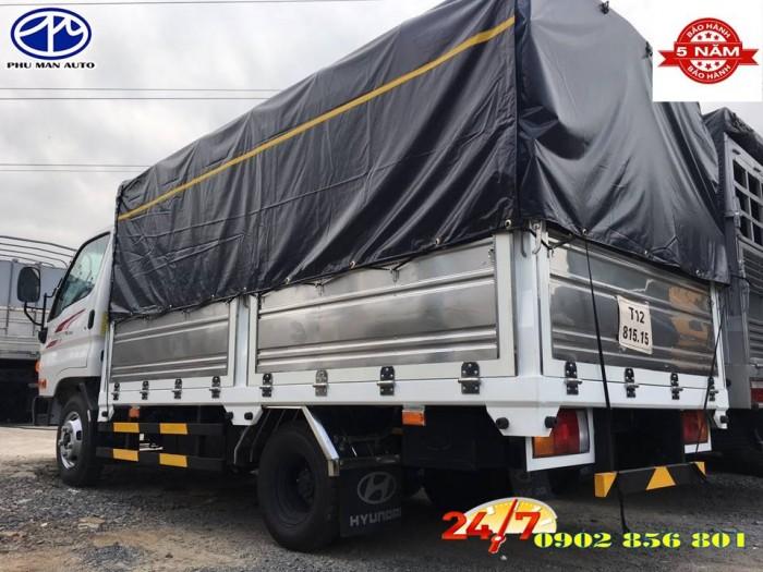 Xe tải Hyundai 2 tấn 4 nhập khẩu/ hỗ trợ trả góp. 1