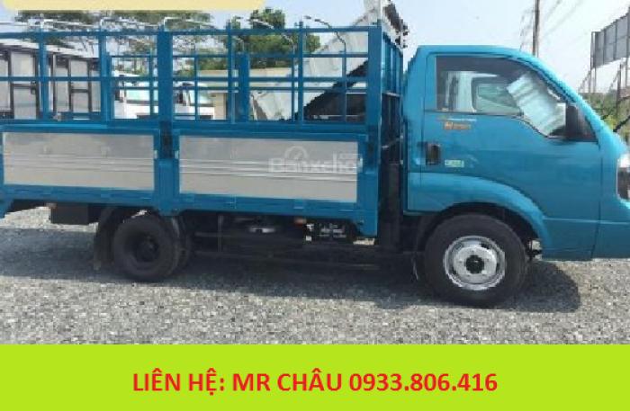 Xe Tải 1,49 tấn đến 2,49 tấn Tây Ninh, hổ trợ trả góp và giao xe ngay các chương trình ưu đải trong tháng.