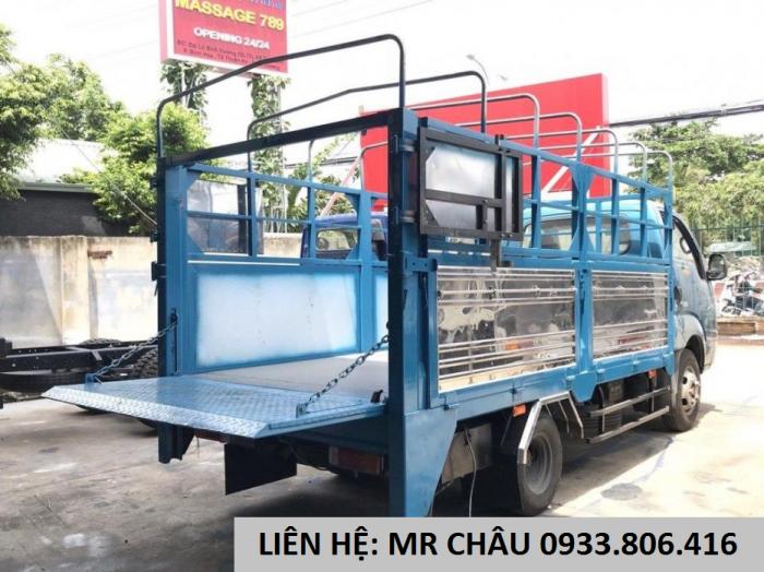 Xe Tải 1,49 tấn đến 2,49 tấn Tây Ninh