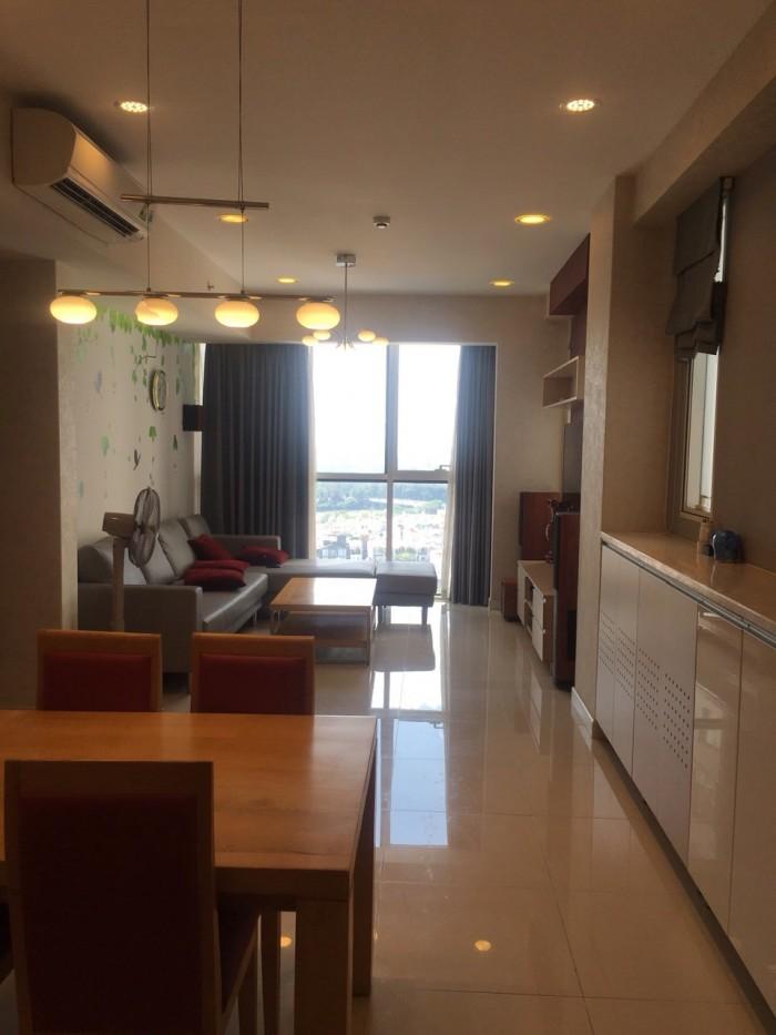 Cho thuê căn hộ Sunrise City, 2pn, 95m2