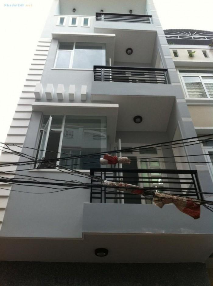 Ngân hàng xiết nợ bán gấp nhà Tạ Quang Bửu, Q8 86m2