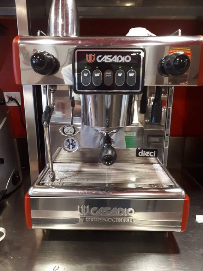 Máy pha cà phê Casadio Dieci A1 cũ thanh lý.0