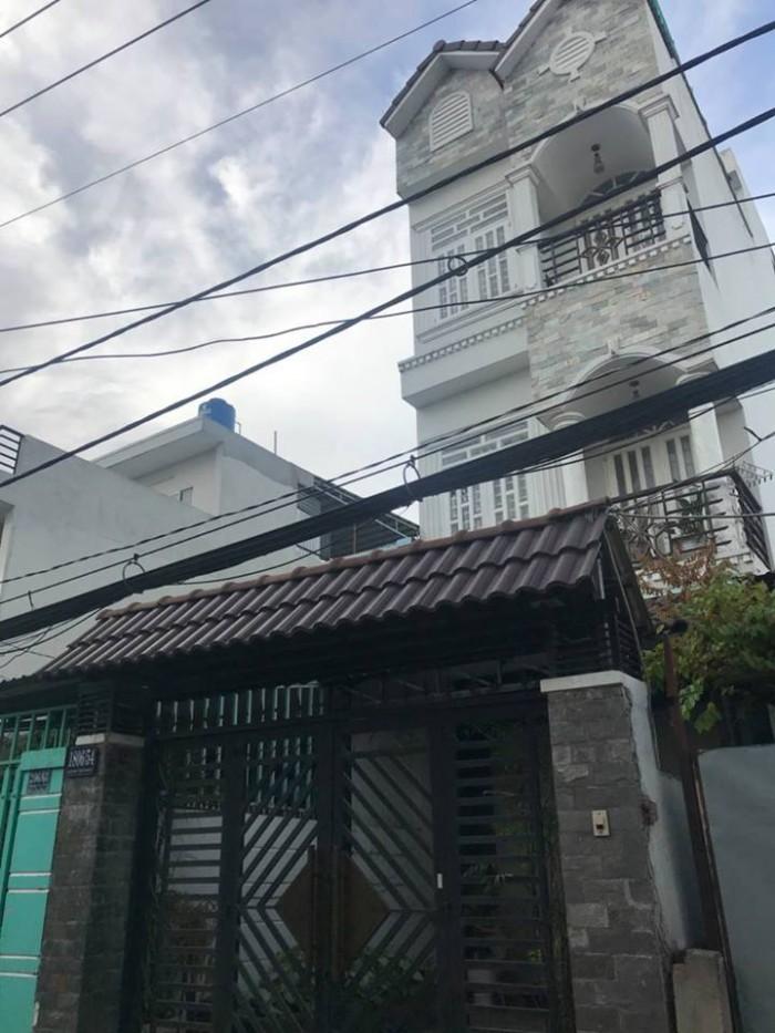 Bác Tám Hu bán NHANH nhà MT Đường Đoàn Nguyễn Tuân, Bình Chánh, SHR.