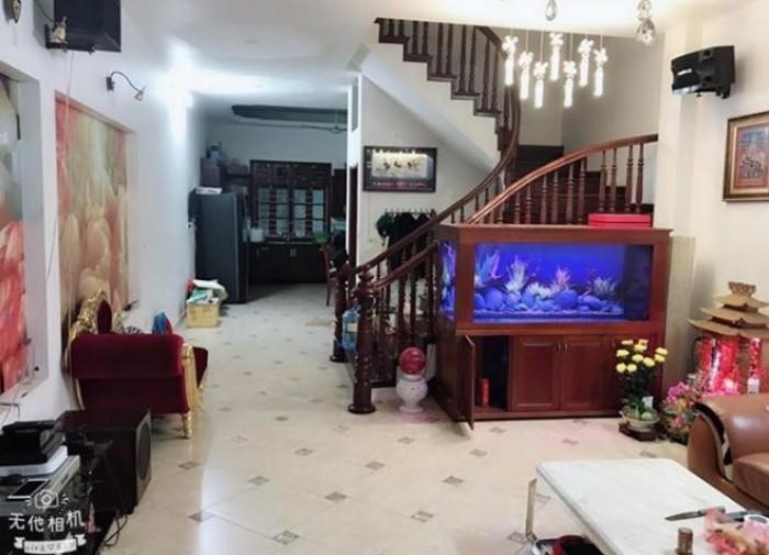 Bán nhà riêng Thinh Quang, đường ô tô, diện tích 40mx4 tầng