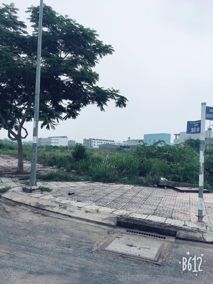 Bán đất mặt tiền Nguyễn Hữu Trí nối dài xuống TL 830, 5x24m, giáp ranh Bình Chánh giá rẻ