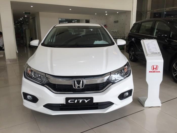 Honda city 2019 màu trắng ưu đãi đặc biệt cuôi năm
