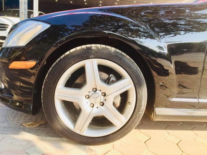 Mercedes S550, màu đen,sx 2007, đk 2008. Xe tư nhân chính chủ, nhập nguyên chiếc Đức. 11