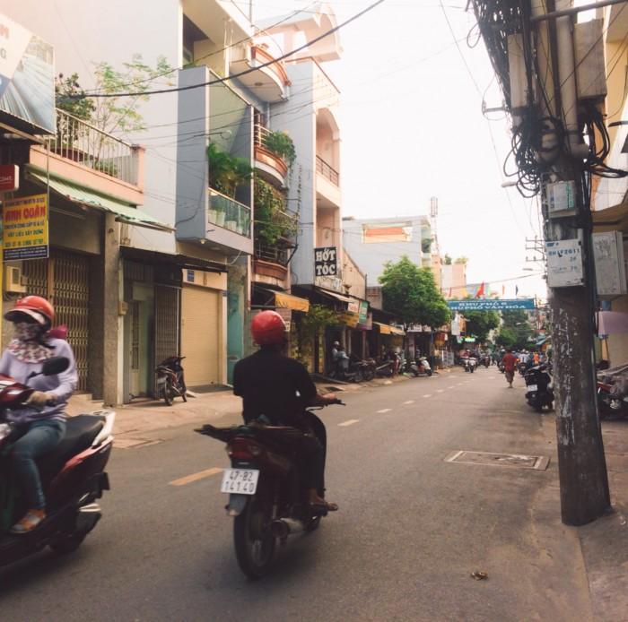 Nhà Bán MT Phan Sào Nam F11 Q.Tân Bình