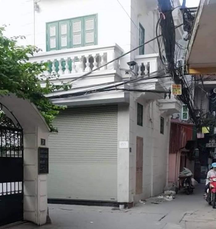 Bán gấp nhà lô góc phố Tôn Đức Thắng, DT 29m