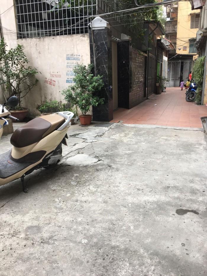 Bán đất tặng nhà phố Lương Định Của 95m2, ô tô, 6,95 tỷ