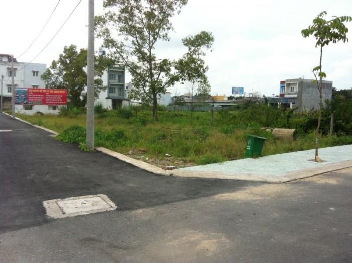Bán gấp lô đất trung tâm thị trấn Cần Giuộc, DT 655m2 chỉ 650tr