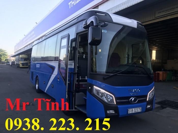 Bán xe Khách 29 Chỗ Bầu Hơi-Thaco Tb79S E4 đời 2019 mới nhất 24