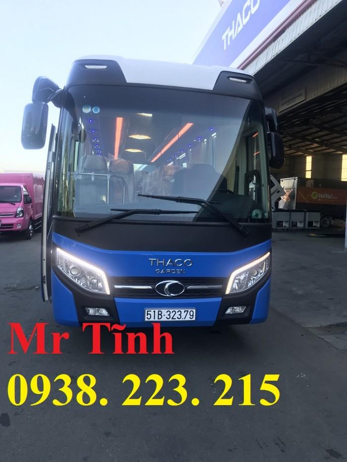 Bán xe Khách 29 Chỗ Bầu Hơi-Thaco Tb79S E4 đời 2019 mới nhất 23