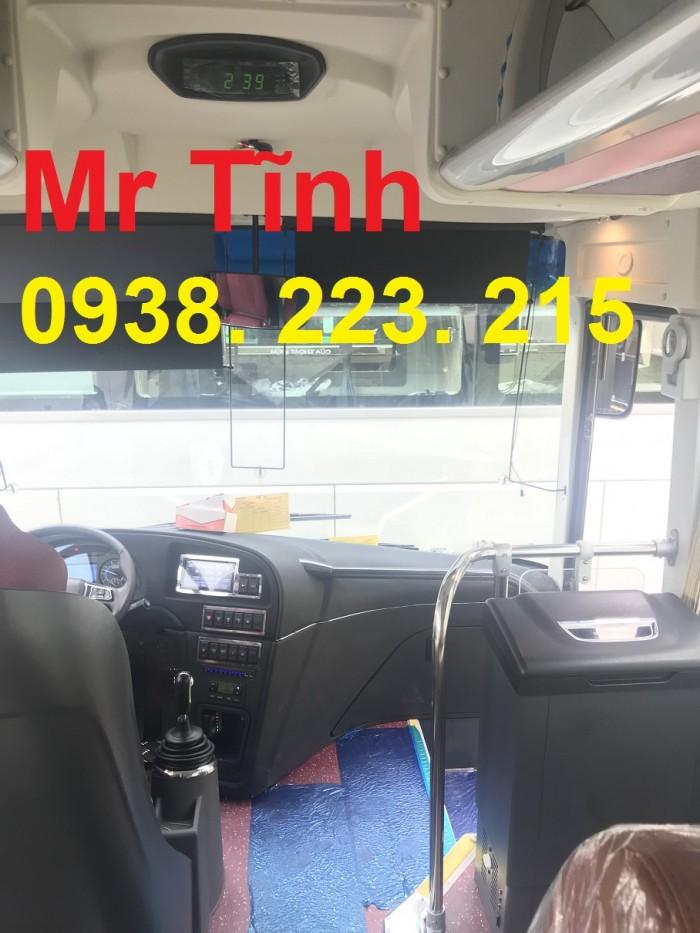 Bán xe Khách 29 Chỗ Bầu Hơi-Thaco Tb79S E4 đời 2019 mới nhất 11