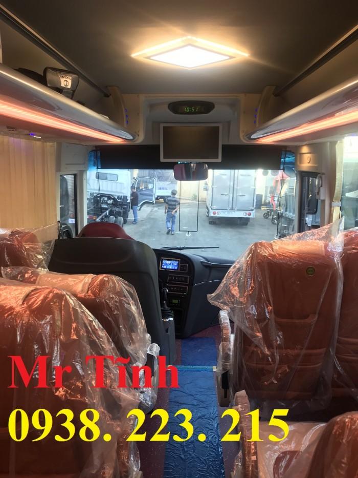 Bán xe Khách 29 Chỗ Bầu Hơi-Thaco Tb79S E4 đời 2019 mới nhất 10