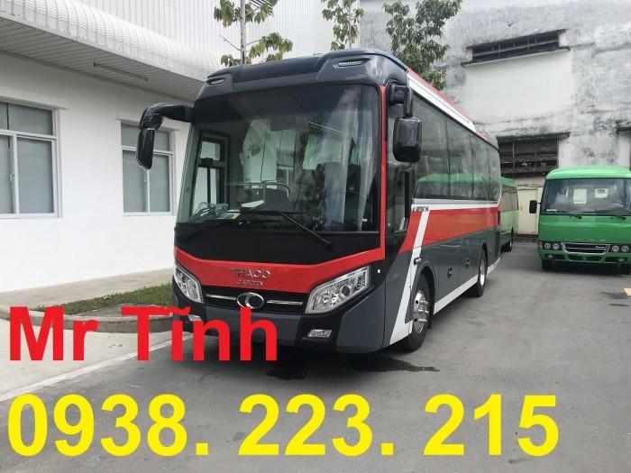 Bán xe Khách 29 Chỗ Bầu Hơi-Thaco Tb79S E4 đời 2019 mới nhất 1