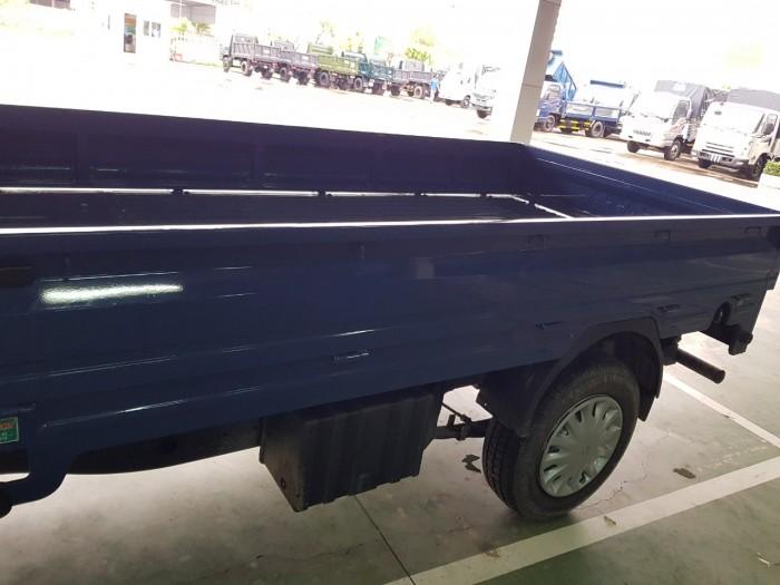 Xe tải tata thùng kín, xe tải 1.2 tấn, giá xe tata 9