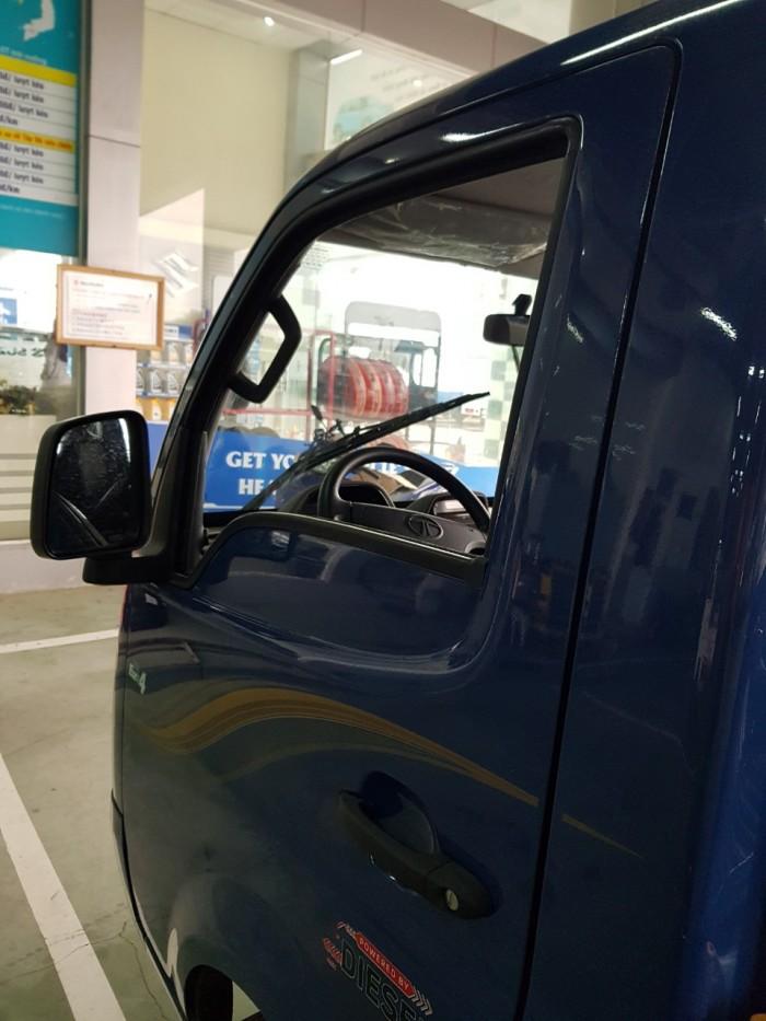 Xe tải tata thùng kín, xe tải 1.2 tấn, giá xe tata 2