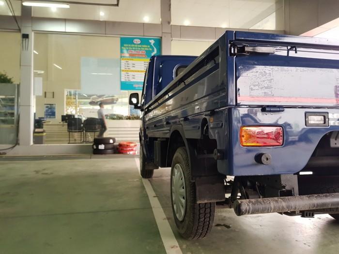 Xe tải tata thùng kín, xe tải 1.2 tấn, giá xe tata 7