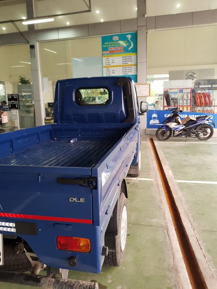 Xe tải tata thùng kín, xe tải 1.2 tấn, giá xe tata 1