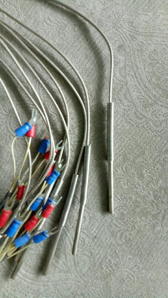 Dây dò loại K, đầu trơn - ra dây  700mm ( có sẵn)
