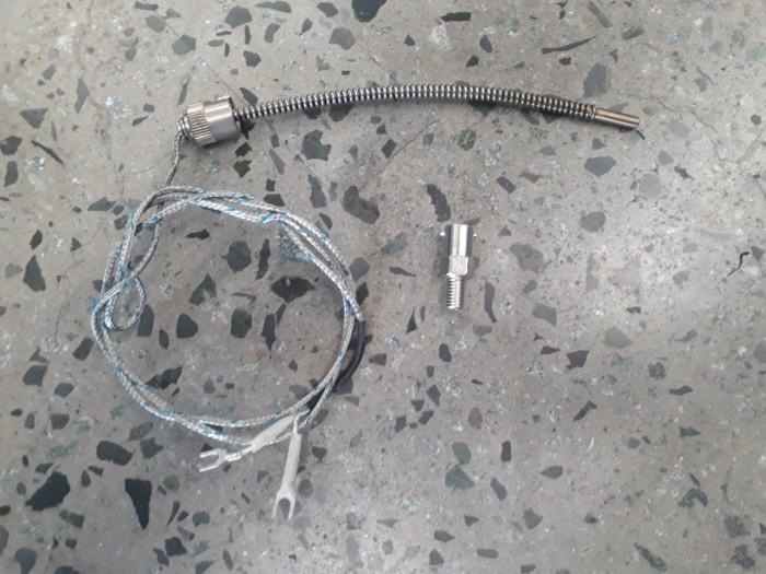 Dây dò K ( loại tốt), Đầu dò có khoen cài M101