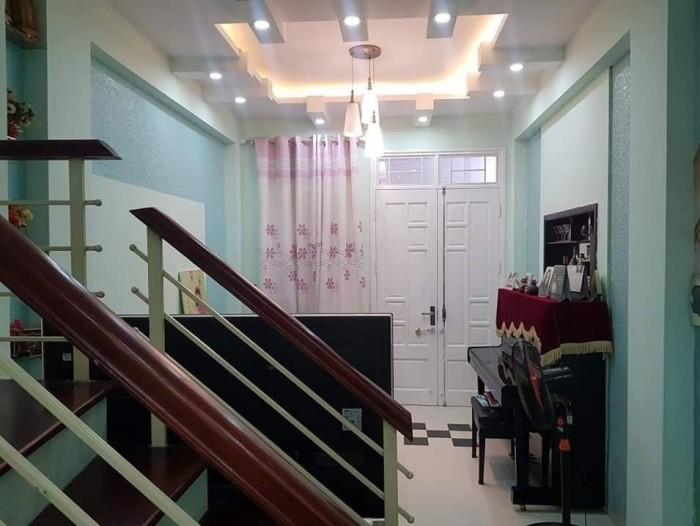 Bán nhà đẹp 4 tầng X 52m về ở luôn thiết kế hiện đại Phố Vũ Tông Phan
