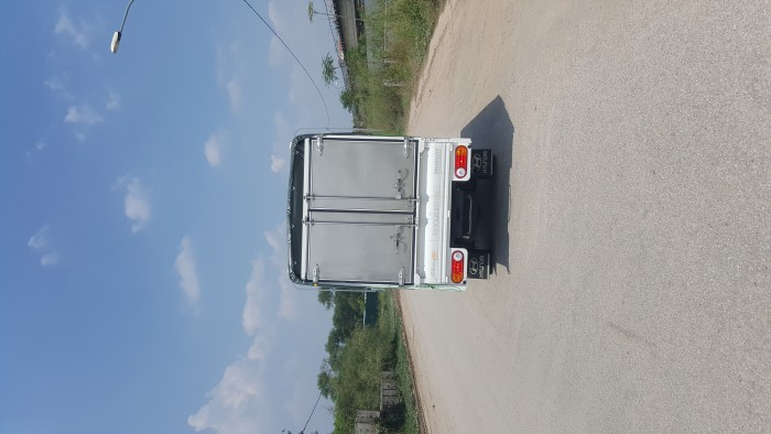 Bán xe tải Hyundai 1.5 tấn mui phủ bạt