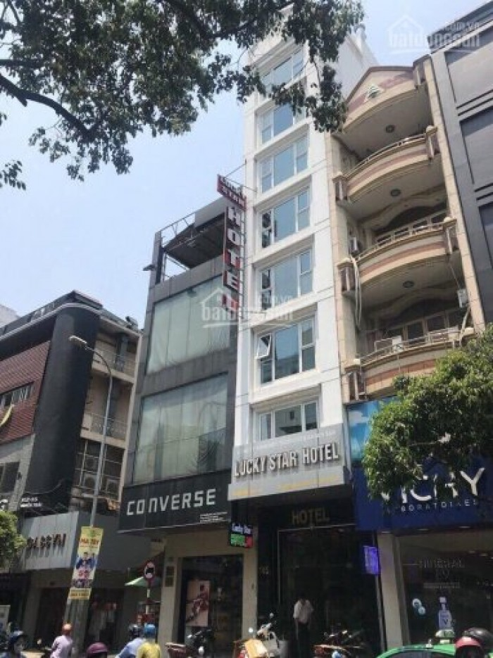 Bán nhà 4 lầu, HXH siêu đẹp đường Nguyễn Trãi , Quận 1, 59m2, 8,5 tỷ.