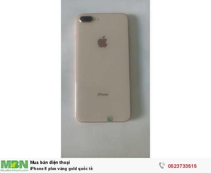 iPhone 8 plus vàng gold quốc tế1