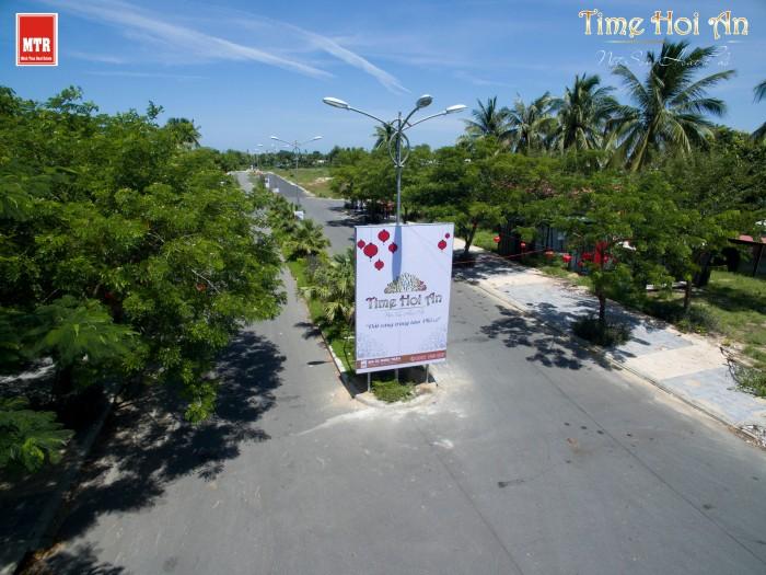 Bán đất nền diện tích lớn cách phố đi bộ Hội An chưa đầy 2km
