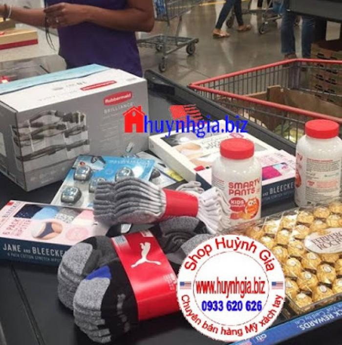 Shop Huỳnh Gia mua hàng tại siêu thị Mỹ0
