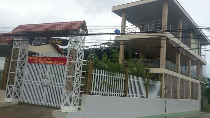 Bán quán coffee, HL45 Diên Phú, 342m2