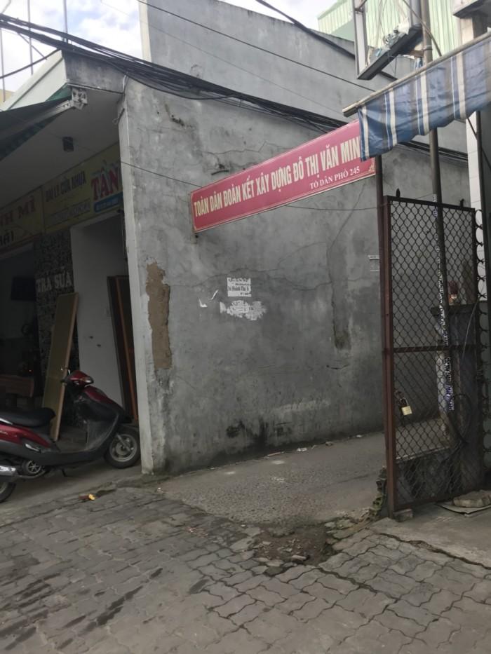 Bán nhà mới 2 mặt Kiệt ở Đà Nẵng