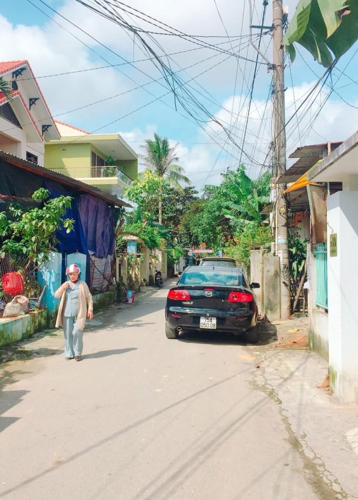 -Đất kiệt 3,5m đường Nguyễn Đỗ Cung - phường Xuân Phú, dt 102.3m2,