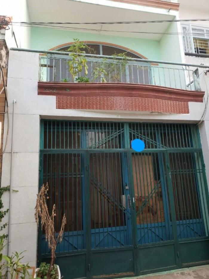 Cần bán gấp nhà hẻm Lê Thúc Hoạch 4x12, 1 lầu (đối diện trường Trần Phú)