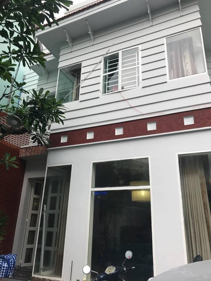 Bán Nhà Mặt Tiền Hồ Biểu Chánh, Ngang 6m